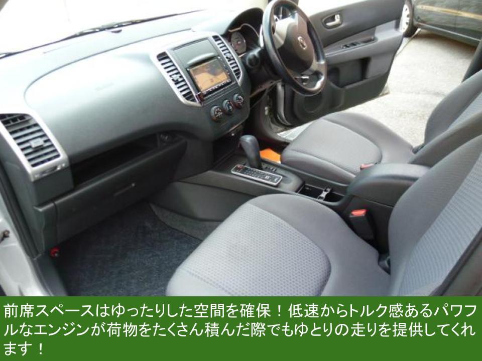 日産 ウィングロード18RX 純正HDDナビ+TV+バックカメラ+キセノン付き